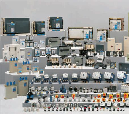 complete range of electrical standard products